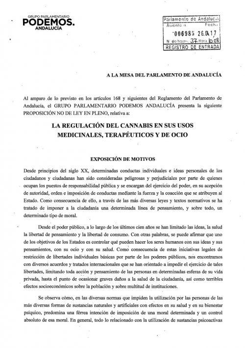 #RegulaciónIntegral #Podemos